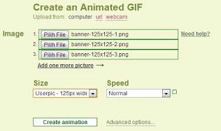 Cara Membuat Banner Animasi Mudah dan Cepat