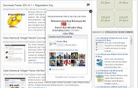 Cara Membuat Widget Melayang di Blog